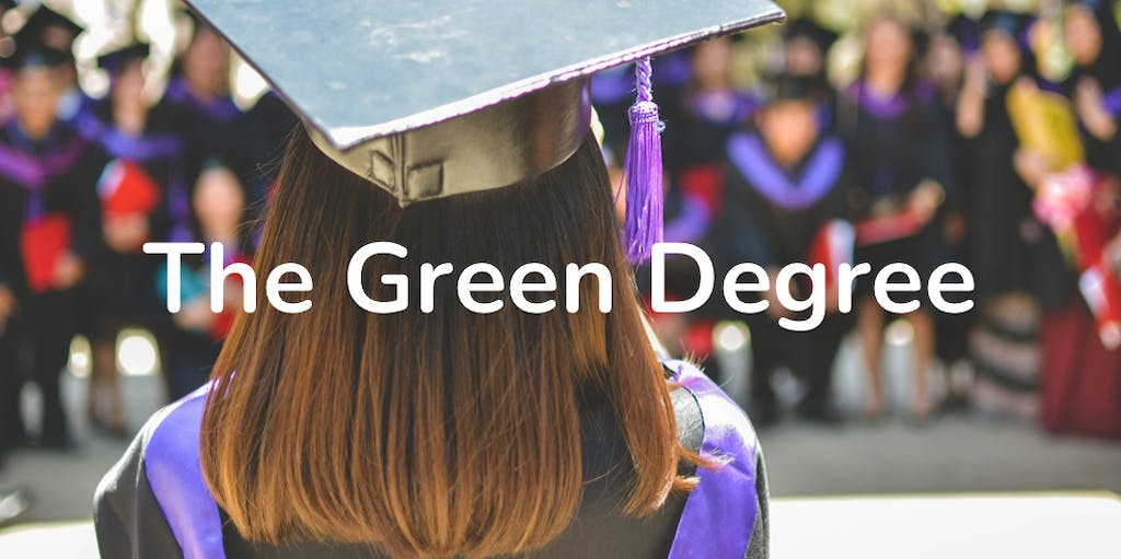 The Green Degree