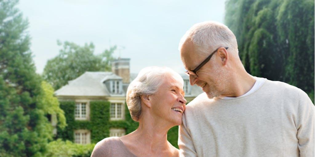 Retirement homes image