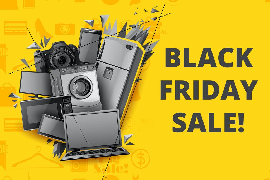 Black Friday graphic