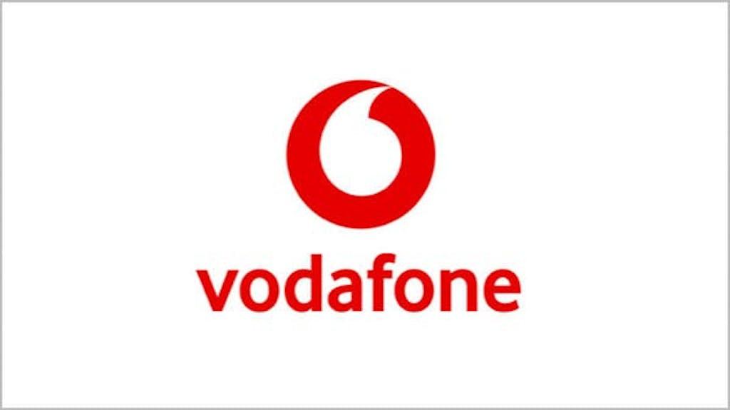 Vodafone broadband logo