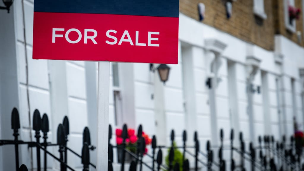 House prices soar to record high of £254,606 in March, Halifax reports