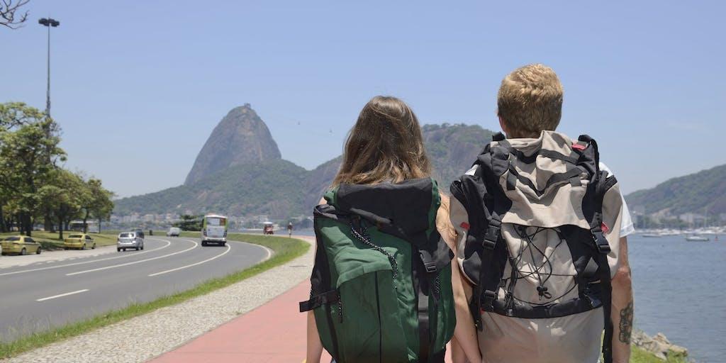 travellers in brazil
