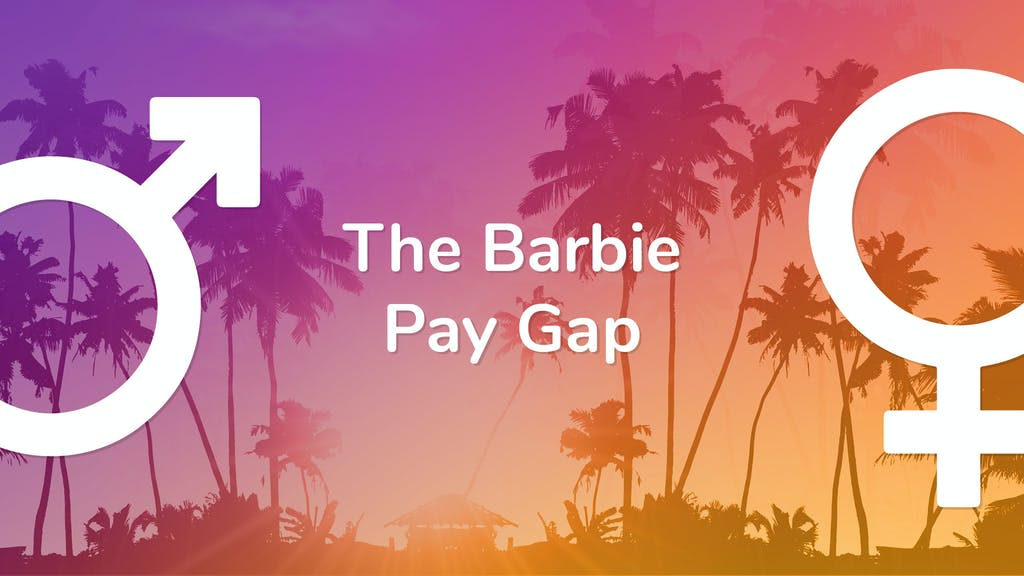 The Barbie Pay Gap